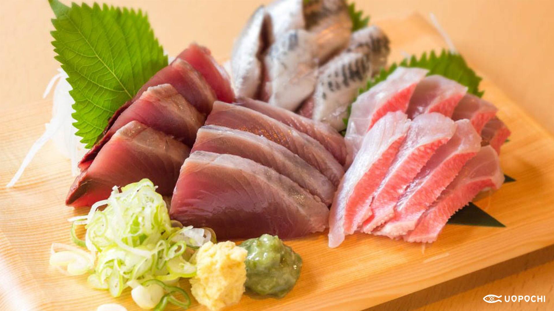 魚たもの「御前崎フェア限定メニュー」